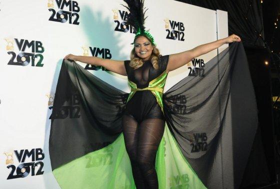 Gaby Amarantos, VMB 2012