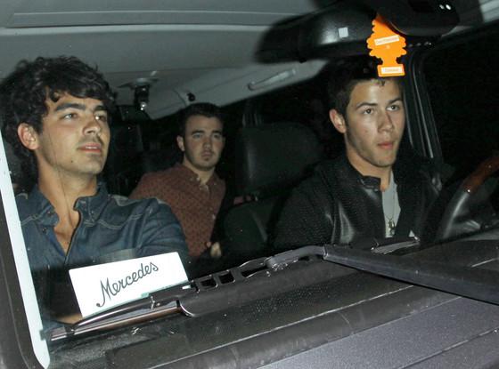 Kevin Jonas, Joe, Jonas, Nick Jonas