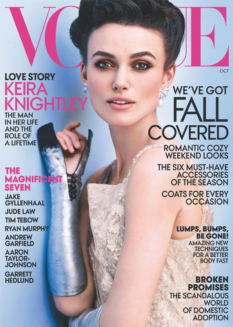 Keira Knightley, Vogue