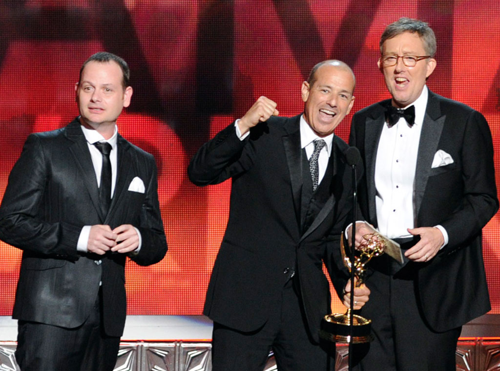 Emmy Awards, GIDEON RAFF, HOWARD GORDON, ALEX GANSA