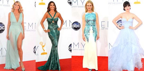 Emmy Awards, Nicole Kidman, Sofia Vergara , Heidi Klum, Zooey Deschanel