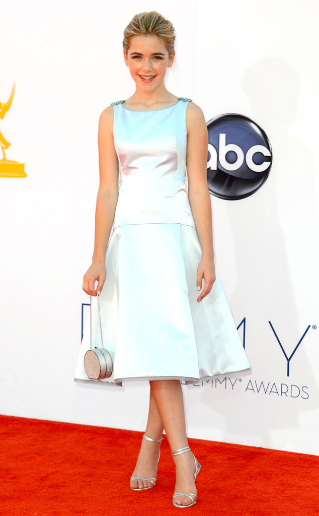 Emmy Awards, Kiernan Shipka