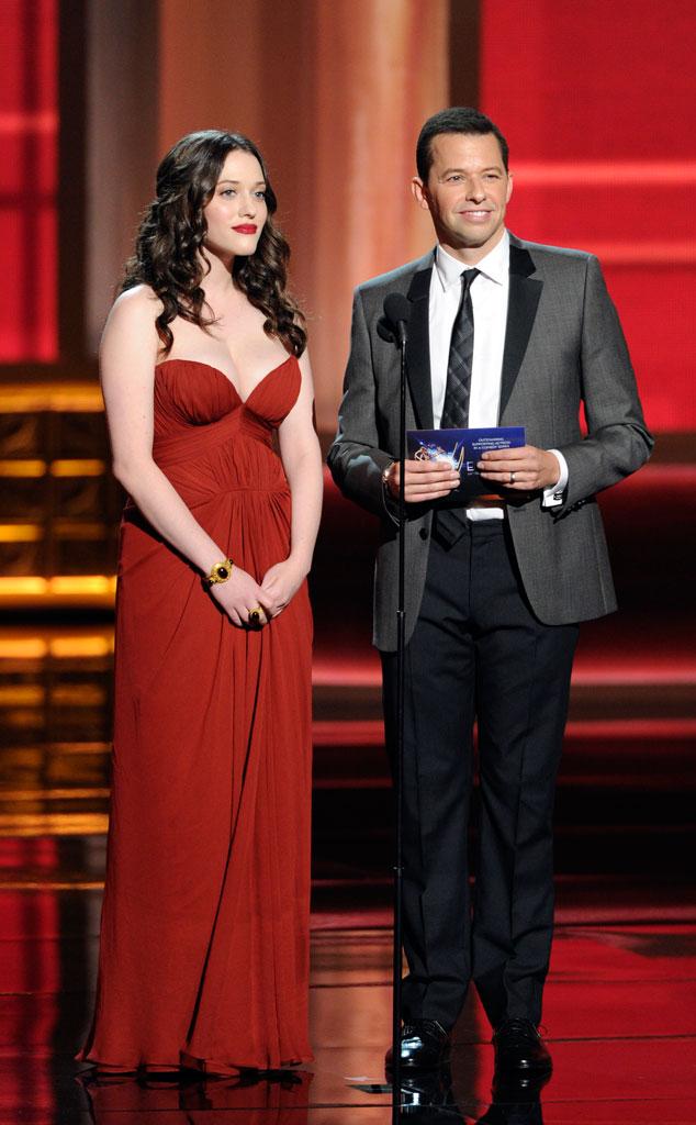 Emmy Awards, KAT DENNINGS, JON CRYER