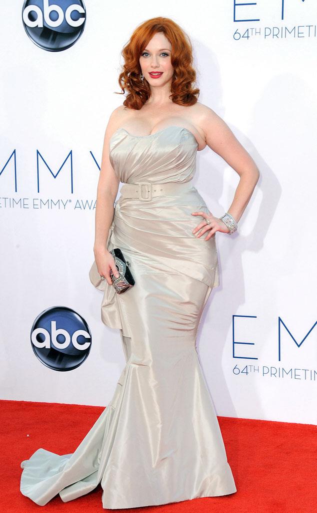 Emmy Awards, Christina Hendricks