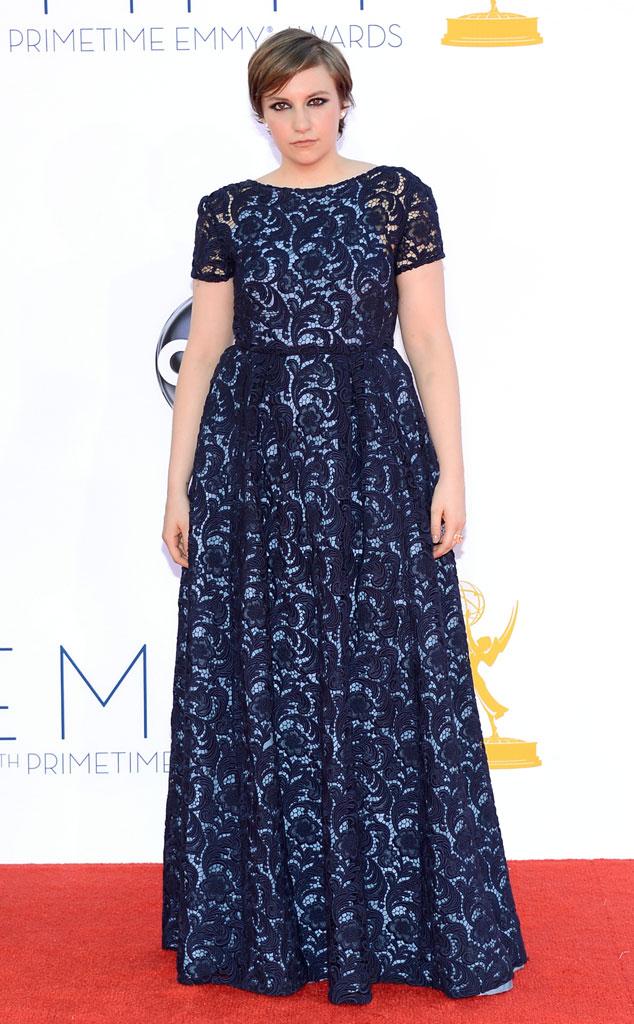 My First Emmys, Lena Dunham