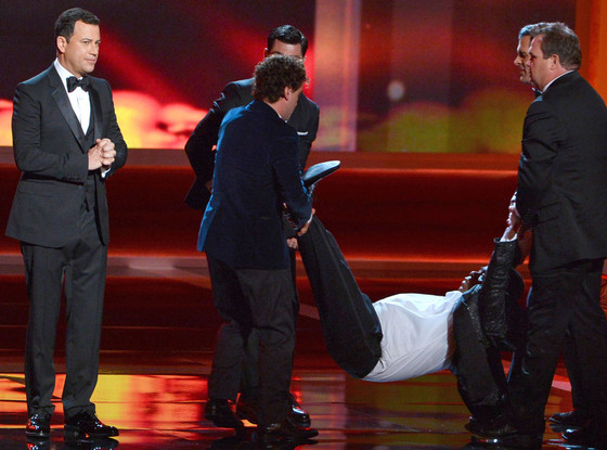 Emmy Awards, Jimmy Kimmel, Tracy Morgan