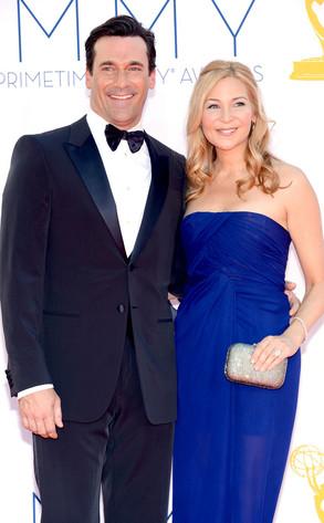 Emmy Awards, Jon Hamm, Jennifer Westfeldt