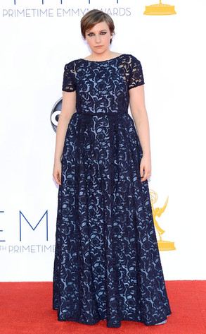 Emmy Awards, Lena Dunham