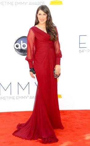 Emmy Awards, Mayim Bialik