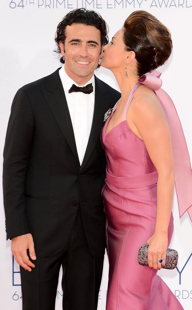 Dario Franchitti, Ashley Judd, PDA