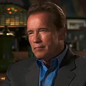 Arnold Schwarzenegger, 60 Minutes