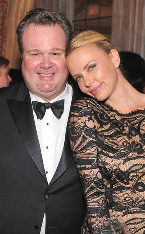 Charlize theron is dating