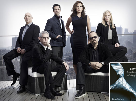 Law and Order SVU cast, 50 Shades of Grey
