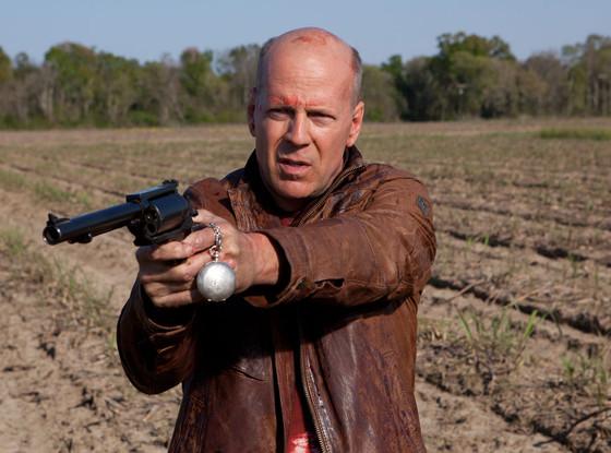 Looper, Bruce Willis