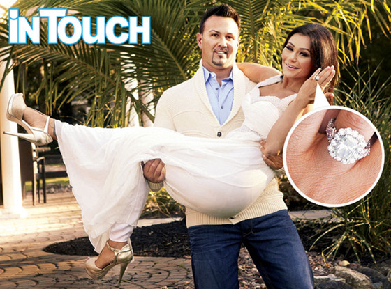 Jenni JWoww Farley, In Touch