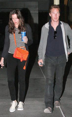Liv Tyler, Benedict Cumberbatch