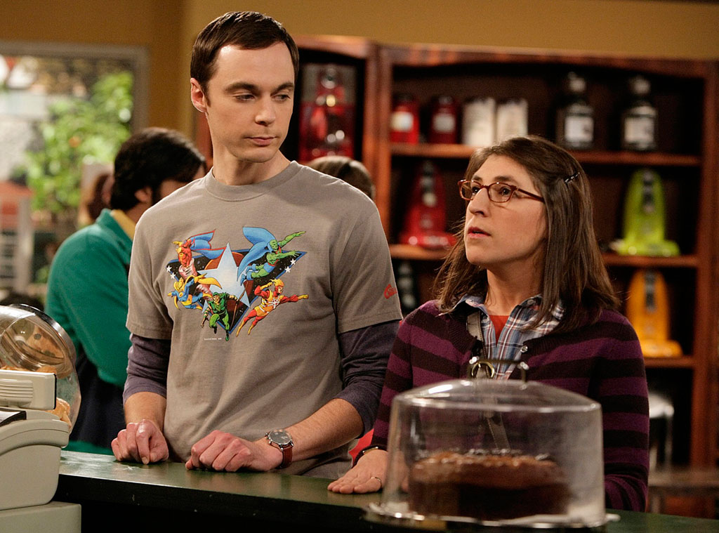 Jim Parsons, Mayim Bialik, Big Bang Theory
