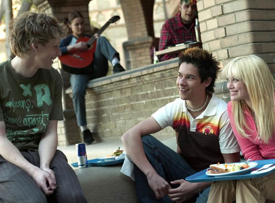 Johnny Lewis, Oliver James, Hilary Duff, Raise Your Voice