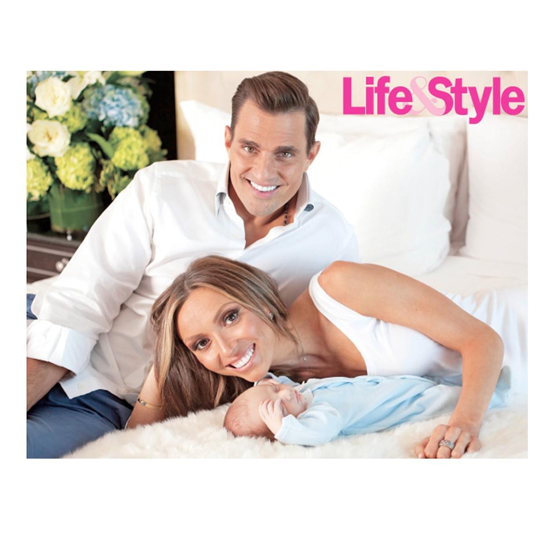 Life & Style - Giuliana, Bill, & Duke Rancic