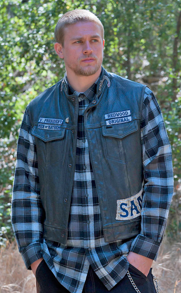 Sons of Anarchy, Charlie Hunnam