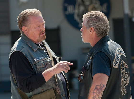 Sons of Anarchy, William Lucking
