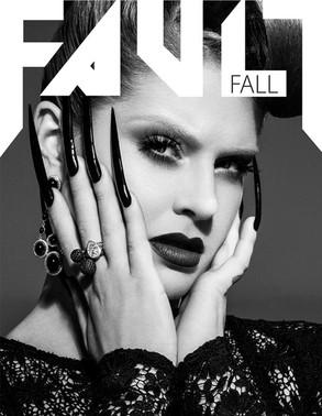 Kelly Osbourne, Fault Magazine