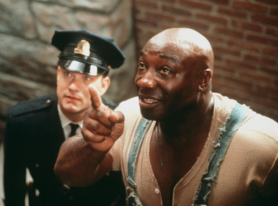 Michael Clarke Duncan, Tom Hanks, The Green Mile