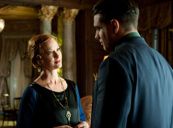 Boardwalk Empire, Gretchen Mol, Bobby Cannavale