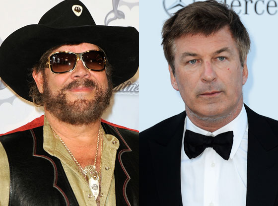 Hank Williams Jr. , Alec Baldwin