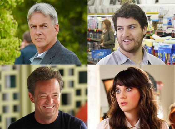 Matthew Perry, Go On, Zooey Deschanel, New Girl, Adam Pally, Happy Endings, Mark Harmon, NCIS