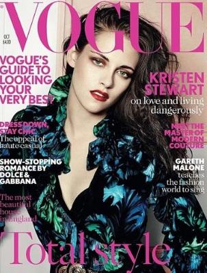 Kristen Stewart by Vogue
