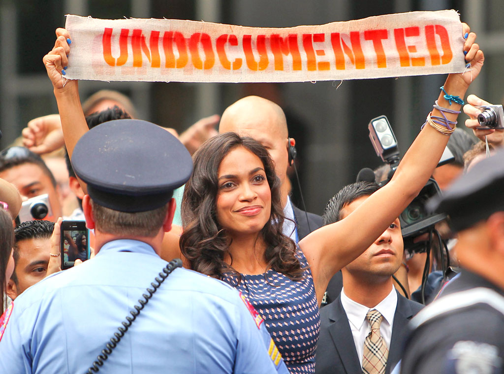 Rosario Dawson, Democratic National Convention