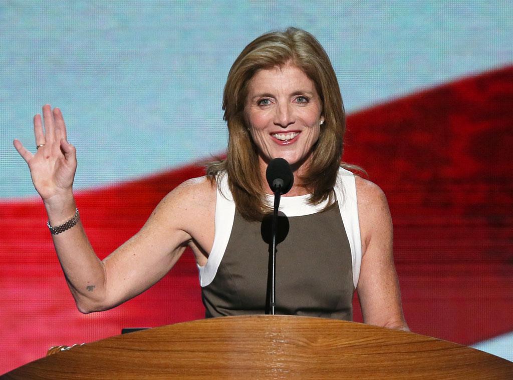 Caroline Kennedy, Democratic National Convention