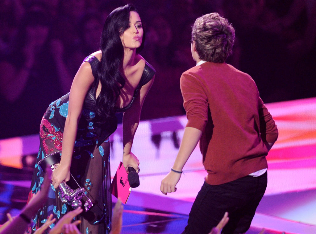 Katy Perry, Niall Horan, MTV Video Music Awards 2012
