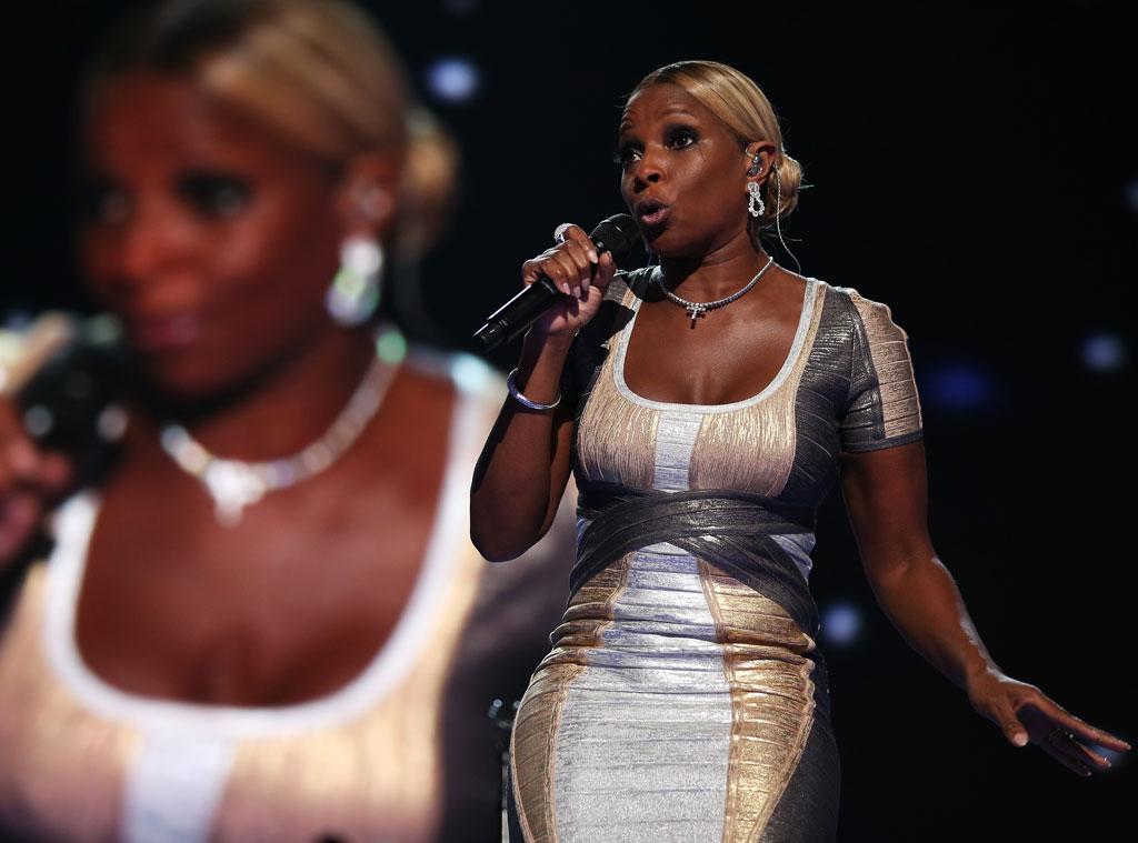 Mary J. Blige, Democratic National Convention