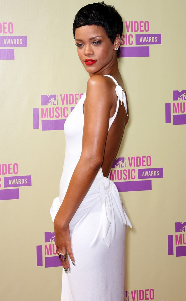 Rihanna, MTV Video Music Awards 2012