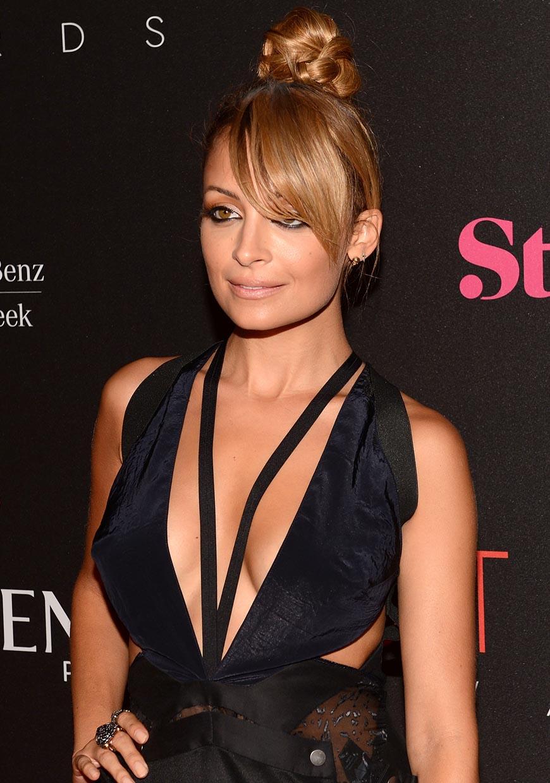 Nicole Richie Style Awards 2012