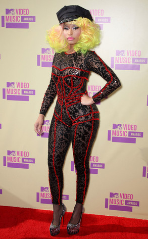Nicki Minaj, MTV VMA's