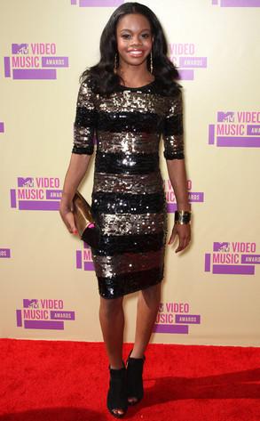 Gabby Douglas, MTV Video Music Awards 2012