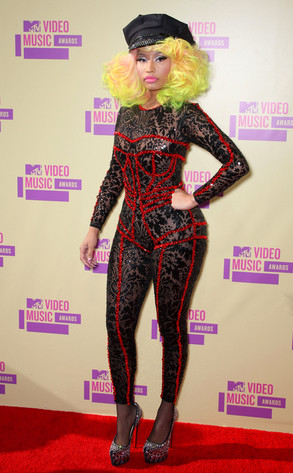 Nicki Minaj, MTV VMA's