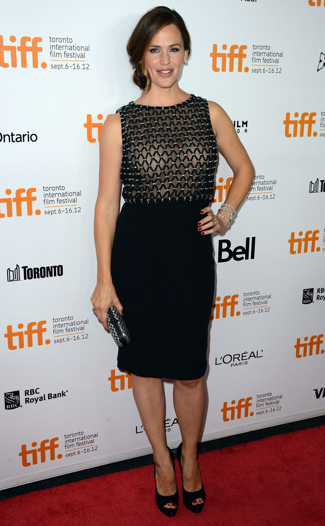 Jennifer Garner, 2012 Toronto International Film Festival