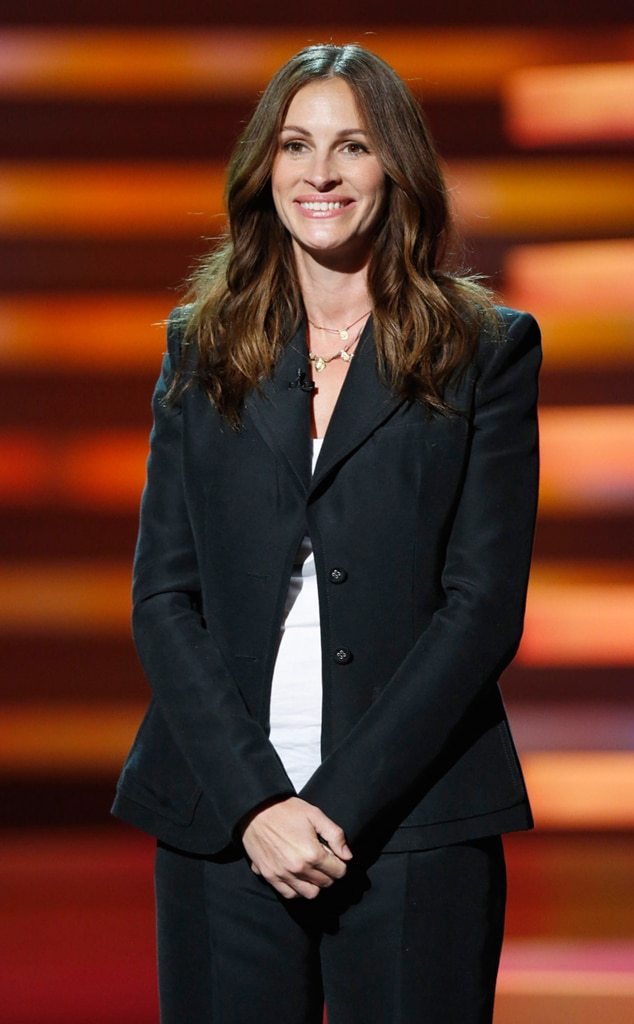 Julia Roberts, Stand Up to Cancer