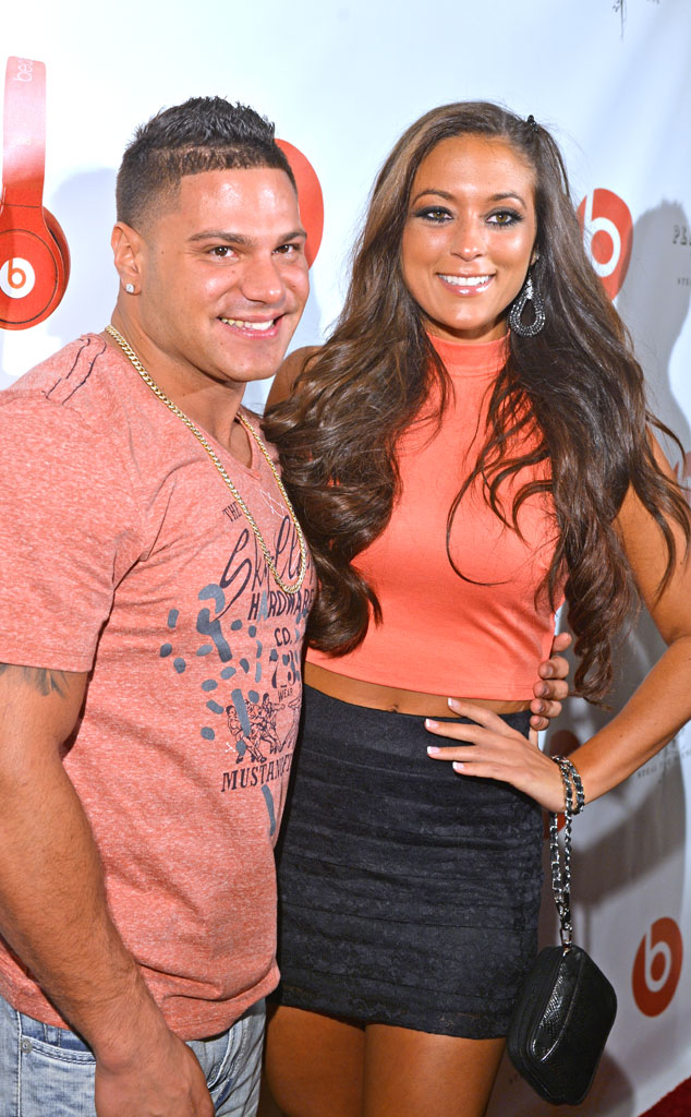 who is sam from jersey shore dating 2015