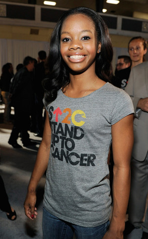 Gabby Douglas, Stand Up to Cancer