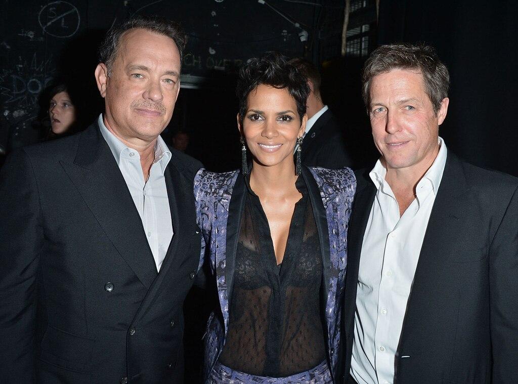 Tom Hanks, Halle Berry, Hugh Grant