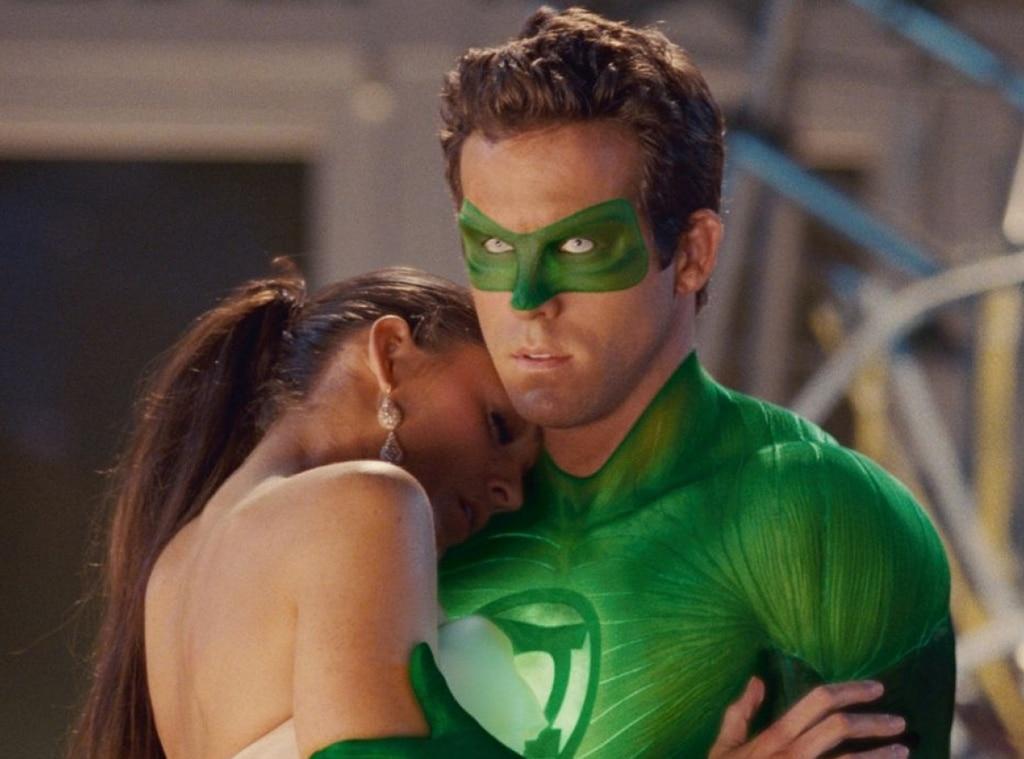 Blake Lively, Ryan Reynolds, Green Lantern