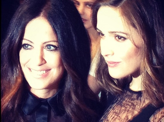 Fashion Week Twit Pics