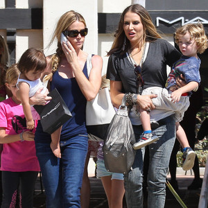 Brooke Mueller, Denise Richards, Kids