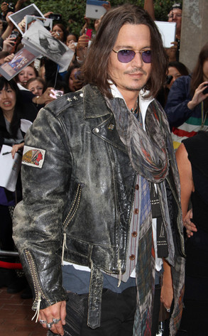 Johnny Depp, TIFF