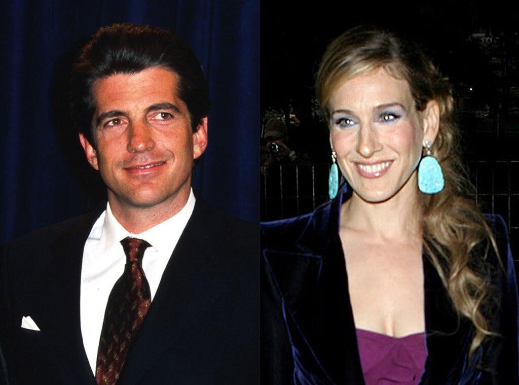 Sarah Jessica Parker, John F. Kennedy, Jr.